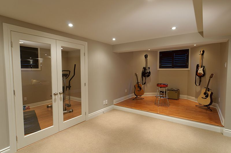 Basement Conversion Specialists In Oxted, Surrey